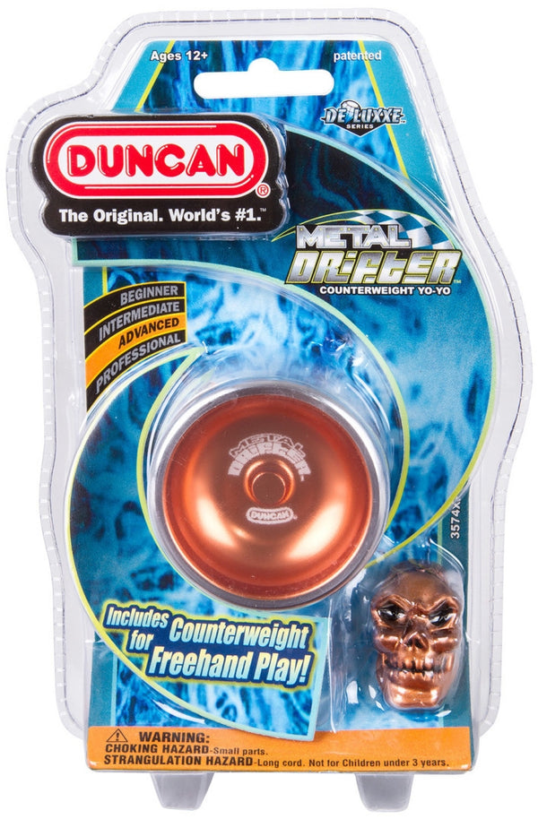 Advanced Metal Drifter - Duncan Yo-Yo