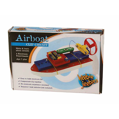 Airboat - Clip Circuit