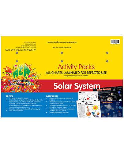 Solar System - Activity Pack