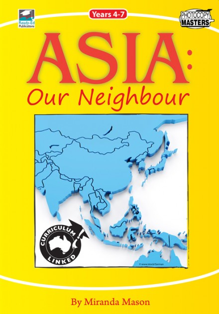 Asia Our Neighbour Years 4-7