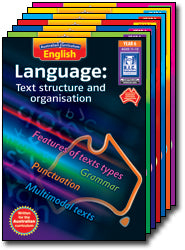 English Language - Text Structure and Organisation Foundation