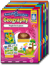 Geography - Australian Curriculum Foundation