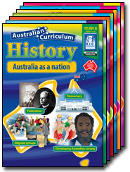 History - Australian Curriculum Level 1