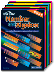 New Wave Number and Algebra - Workbook Foundation