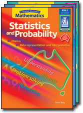 Statistics and Probability - Australian Curriculum Book 1