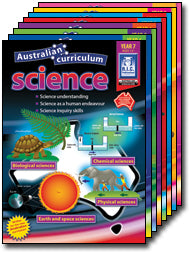 Science - Australian Curriculum Foundation