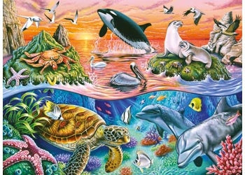 Beautiful Ocean Puzzle - 100pc