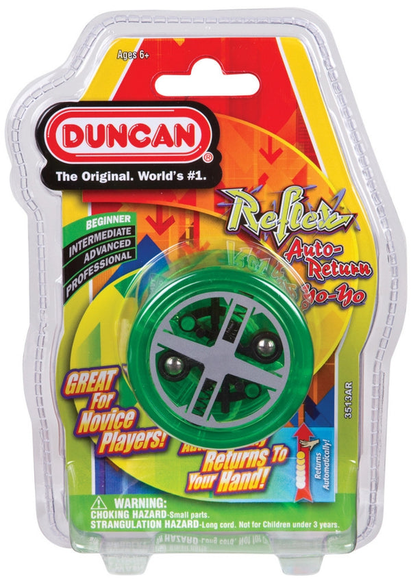 Beginner Reflex Auto Return - Duncan Yo-Yo