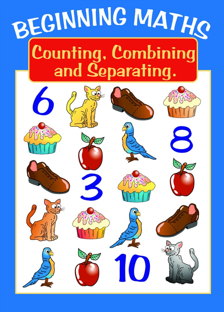 Combining Counting Separating - Beginning Maths