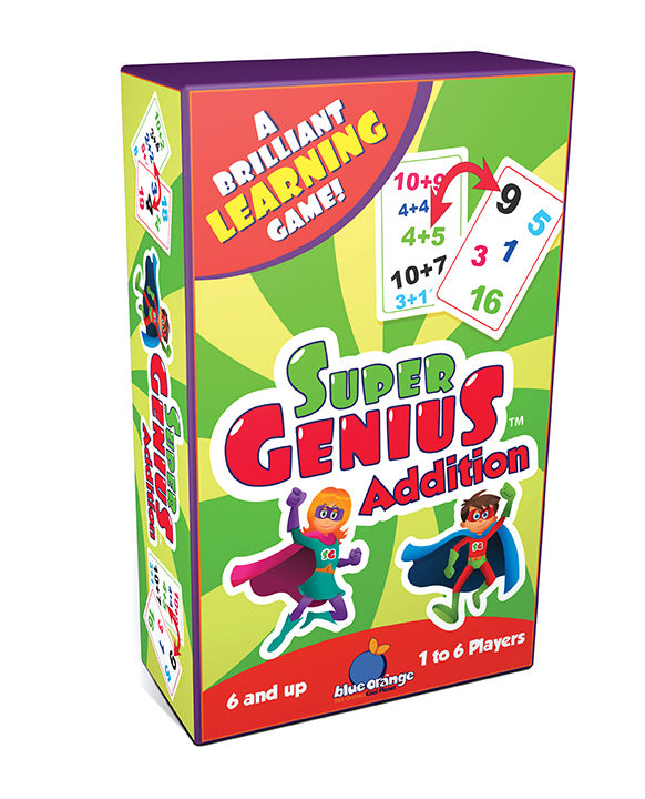 Super Genius - Addition