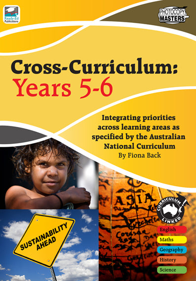 Cross Curriculum Years 5-6