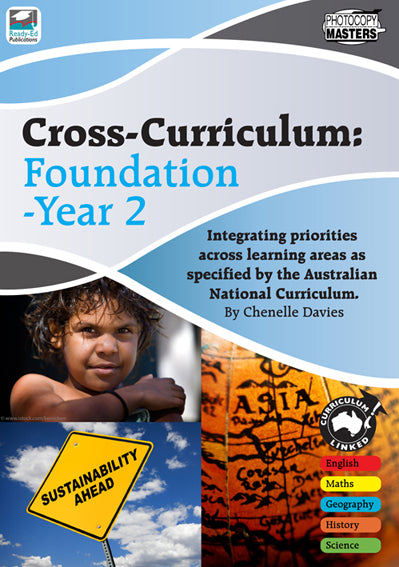 Cross Curriculum Years P-2