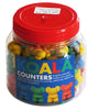 Jar of Koala Counters 100 pcs