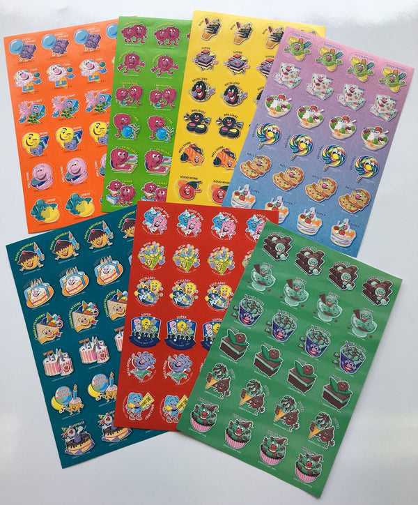 Variety (288) - ScentSations Stickers