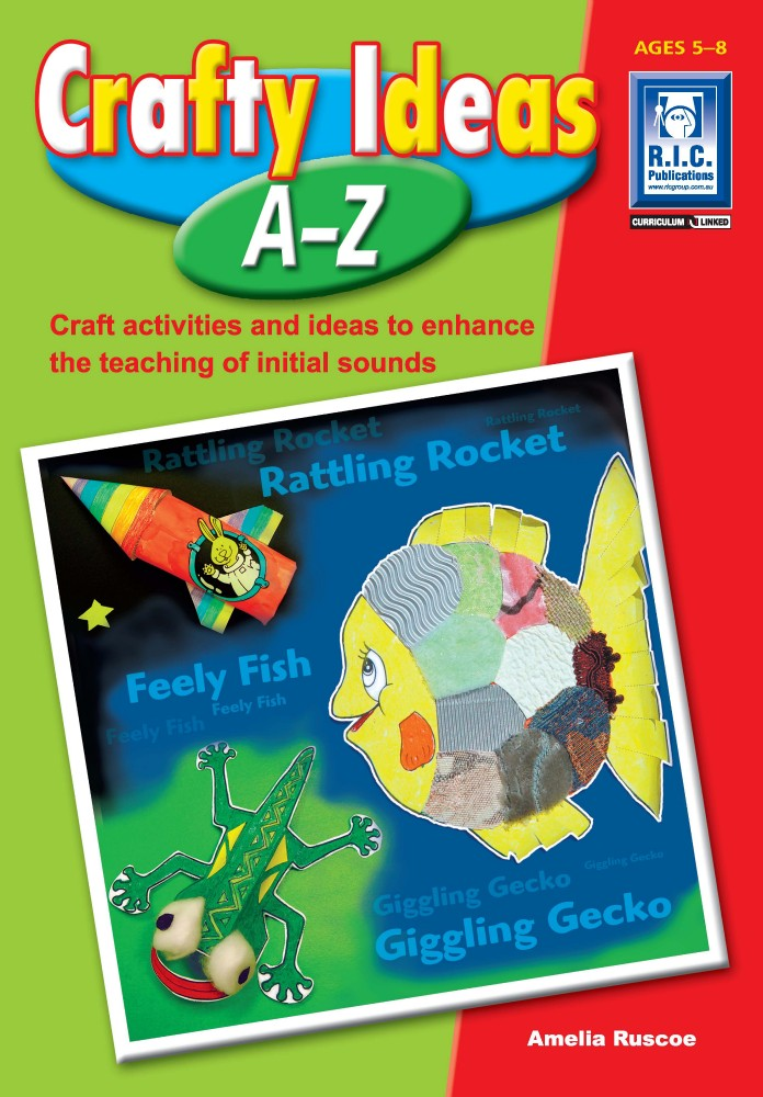 Crafty Ideas - A to Z
