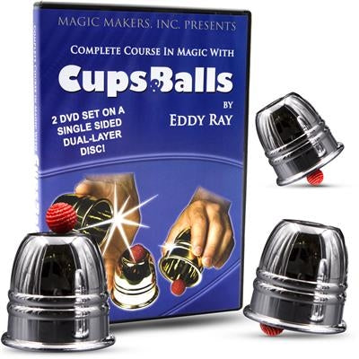 Cups & Balls with DVD