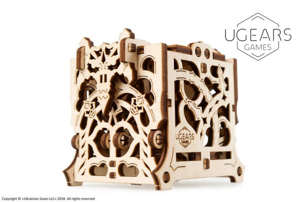 Dice Keeper - uGears