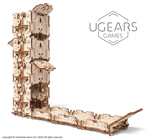 Dice Tower - uGears