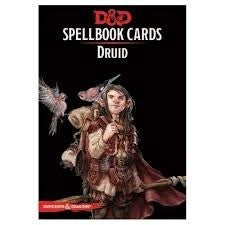 Druid Deck - D&D Spellbook Cards 2018 Edition (131 Cards)