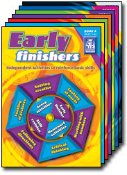 Early Finishers Book B