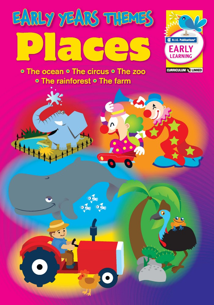 Places - Early Years Themes