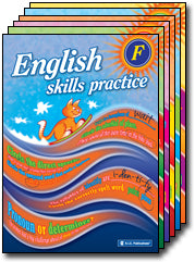 English Skills Practice Book A