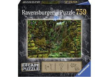 Escape 2 - The Temple Grounds Puzzle - 759pc