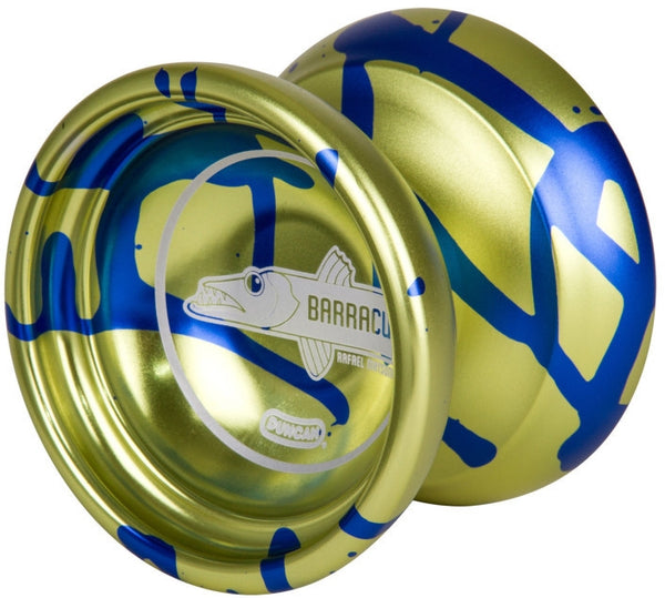 Expert Barracuda Gold Splash - Duncan Yo-Yo