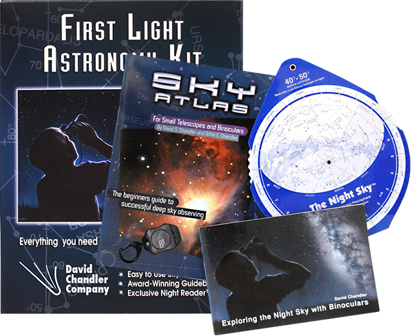 First Light Astronomy Kit - Southern Hemisphere