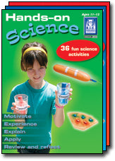 Hands-on Science Ages 6-8