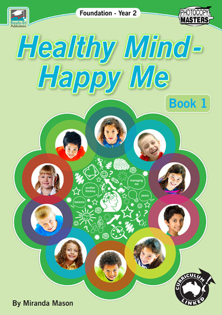 Healthy Mind, Happy Me Book 1
