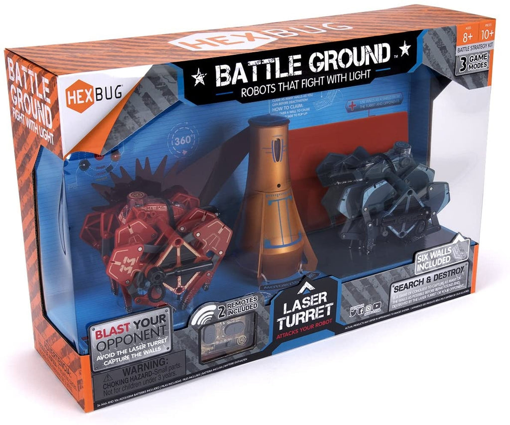 Hexbug Battle Ground - Search and Destroy