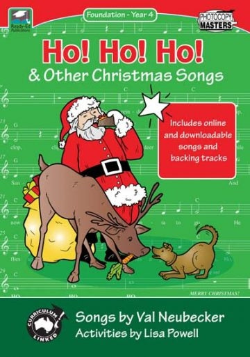 Ho Ho Ho & Other Christmas Songs