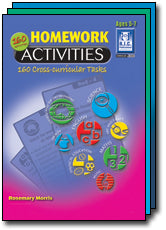 Homework Activities Ages 8-10