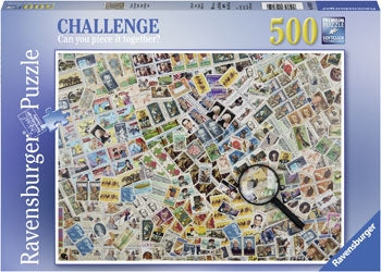 Illusion Puzzle - 500 pc