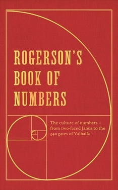 Rogersons Book Of Numbers