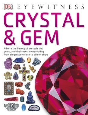 Crystal and Gem - DK Eyewitness