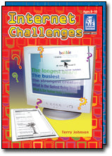 Internet Challenges Ages 8-10