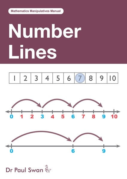 Number Lines Book