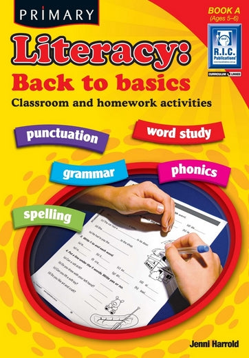 Primary Literacy - Back to Basics Book A