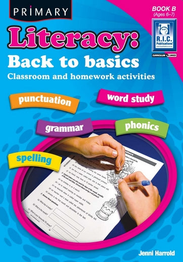 Primary Literacy - Back to Basics Book B