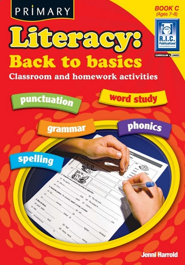 Primary Literacy - Back to Basics Book C