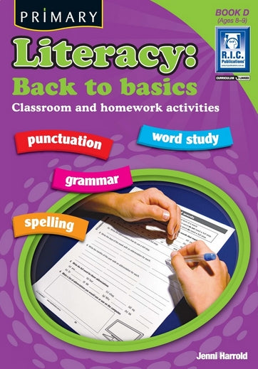 Primary Literacy - Back to Basics Book D