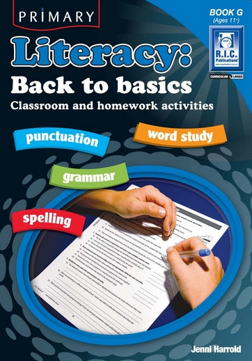 Primary Literacy - Back to Basics