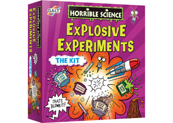 Explosive Experiments - Horrible Science