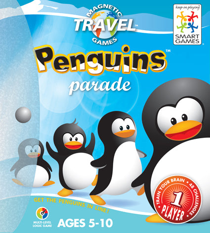 Penguins Parade - Magnetic Travel