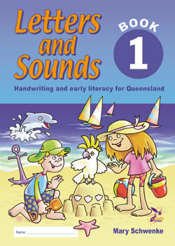 Letters and Sounds Book 1