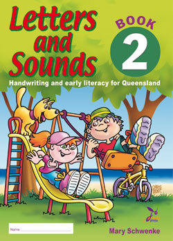 Letters and Sounds Book 2