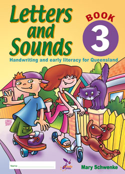 Letters and Sounds Book 3