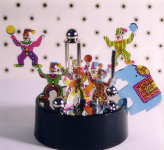 Magnetic Sculpture - Clowns